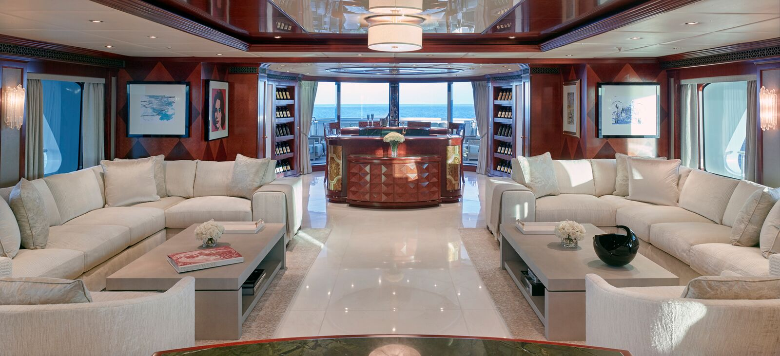 Yacht Next  Interiors & Outfitting